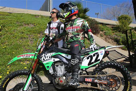 motocross gear san chad reed vital mx pit bits san diego motocross