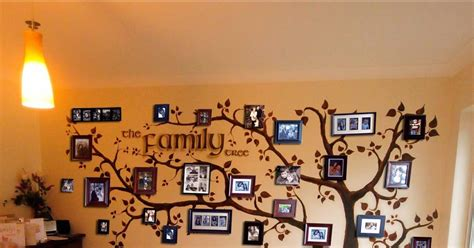 Family Wall Murals mural painting professionals featurewalls ie family tree