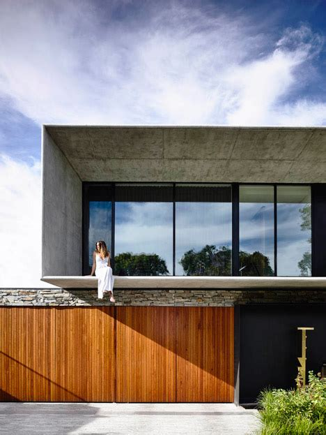 matt gibson architecture design a concrete house in concrete and stone house in melbourne inspired by