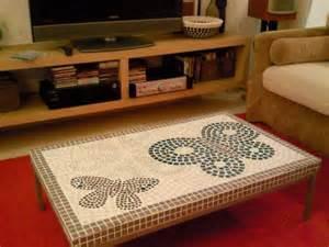 diy tile coffee table mosaic coffee table ikea hackers ikea hackers
