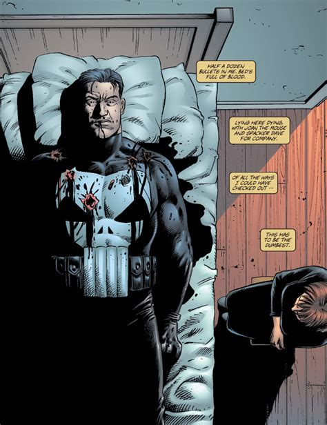 review the punisher welcome back frank