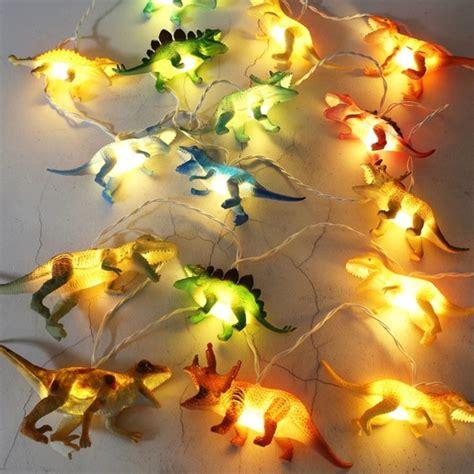 dinosaur string lights house of disaster dinosaur string lights