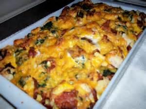 overnight brunch casserole recipe food com