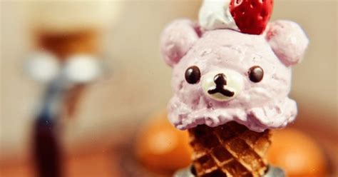 bear ice cream teddy bear ice cream cone ice cream cones teddy bears