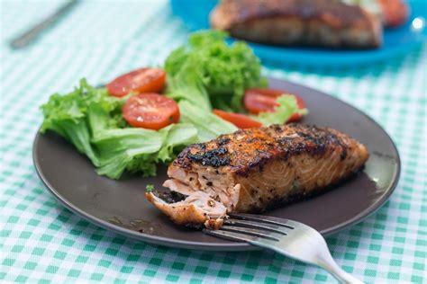 printable salmon recipes simple caramelized salmon recipe maya kitchenette