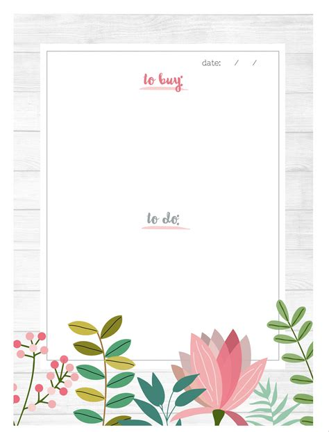 Free Printable Stationary With Lines