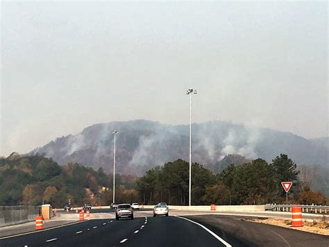 air comfort tunnel hill ga the south is burning wildfires prompt air quality
