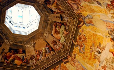 Cathedral Ceiling Painting by Florence Dome Tour Ticket Prices Opening Times