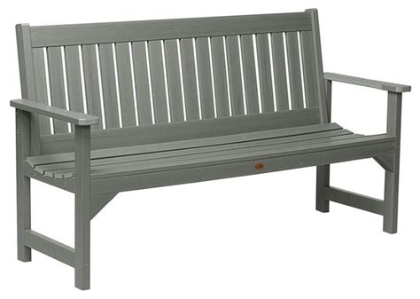 eco friendly benches eco friendly bench in teak contemporary outdoor benches by shopladder