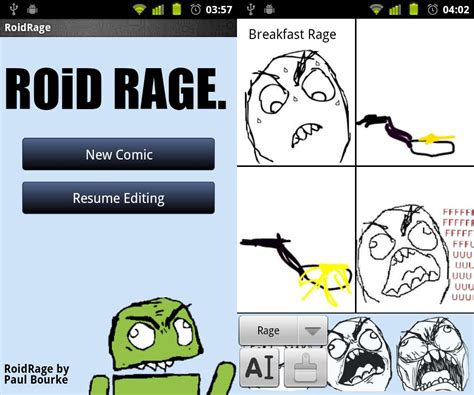 Make Your Own Meme Comic - build your own rage comics the easy way with roid rage for