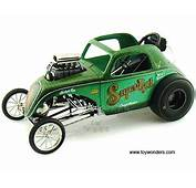 Super Rat Alteredfiat Dragster By Acme 1/18 Scale Diecast