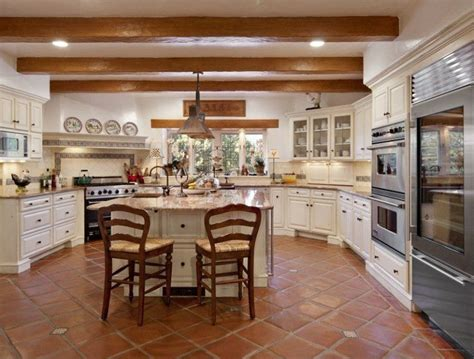 Spanish Style Kitchen Cabinets by 23 Beautiful Spanish Style Kitchens Design Ideas