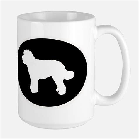 Doodle Mug goldendoodle labradoodle silhouette coffee mugs