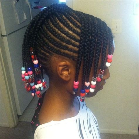 hairstyles for nigerian kids 71 best images about natural kids cornrow mohawk on