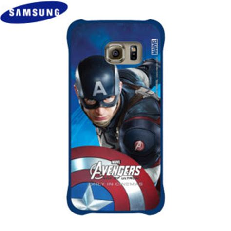 Thor Marvel Y0917 Samsung Galaxy S6 Edge Casing Custom Hardcase avenger themed samsung galaxy s6 cases and wireless charging pad now available in the uk