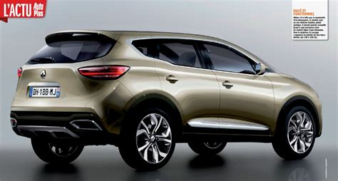 renault suv 2016 2016 renault grand crossover