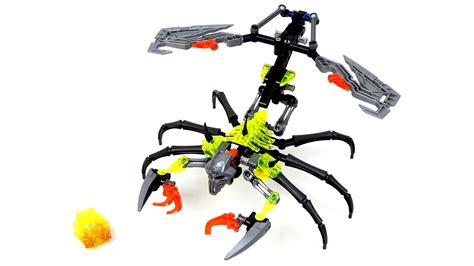 Lego Bionicle 70794 Skull Scorpio lego bionicle 70794 skull scorpio lego speed build
