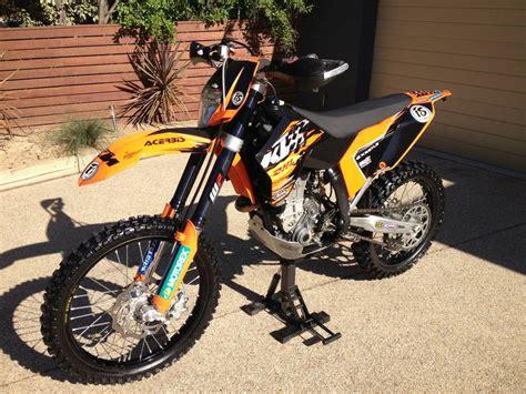 Ktm Melbourne Ktm Sx 450cc Melbourne Australia Free Classifieds