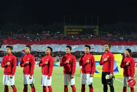 pemain indonesia perkiraan formasi timnas u 19 versus republika