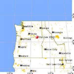 Milton Freewater Oregon Map by 97862 Zip Code Milton Freewater Oregon Profile Homes