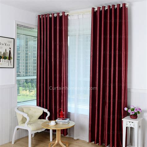 Black And Silver Curtains Sale by Modern Curtains Room Darkening Pattern Embossed Solid Wine