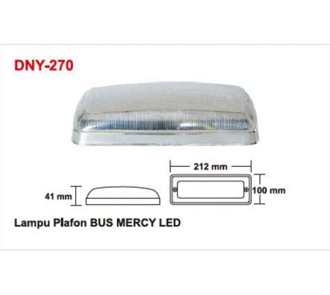 Accu Mobil Mercy lu plafon mercy led