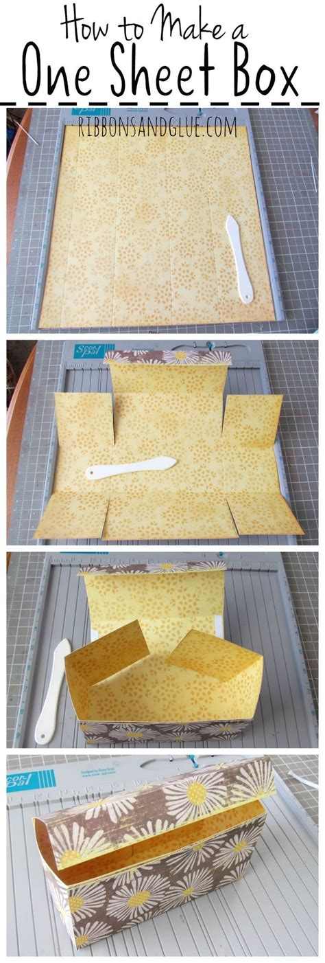 How To Make A Scrapbook Out Of Paper Bags - best 25 paper crafting ideas on easy paper