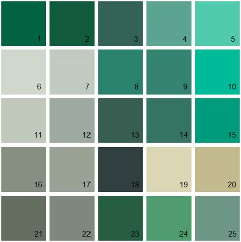 100 benjamin paint color essex green 345 best paint colors images on