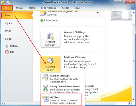 Searching Archived Emails In Outlook Outlook Express Calendar Free