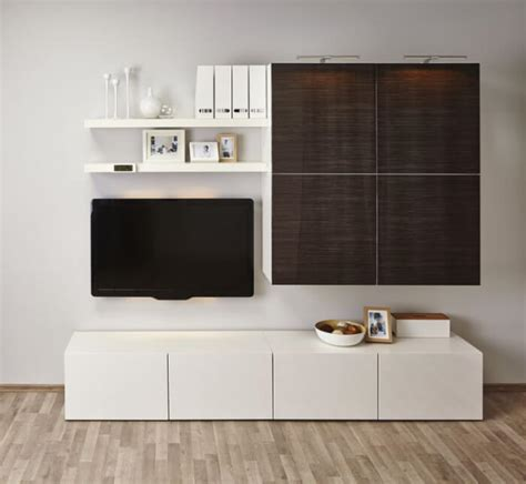 besta mit holzplatte meuble besta ikea rangement modulable en 27 id 233 es top
