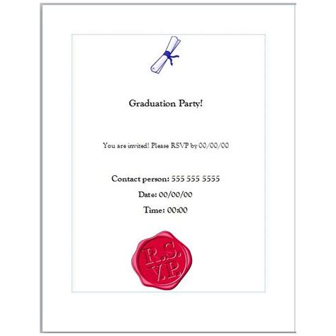 graduation rsvp card template wedding invitation wording rsvp yourweek 76d6a8eca25e