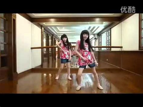 dance tutorial fx hot summer cute twins sandy mandy dance cover fx hot summer 360p