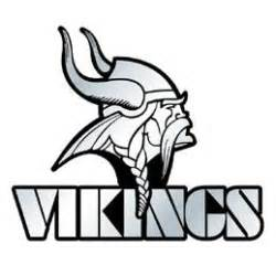 free coloring pages of viking logo