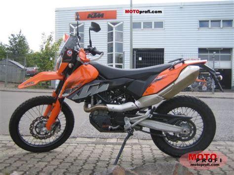 Ktm 690 Enduro R Horsepower Ktm 690 Enduro 2010 Specs And Photos