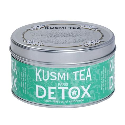 Kusmi Detox Tea Review by Kusmi Detox Tea