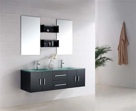 Modern Vanities Bathrooms by Modern Bathroom Vanities As Amusing Interior For