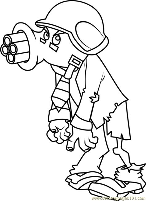 91 Plants Vs Zombies Coloring Pages Online How To Vs Coloring Pages Free