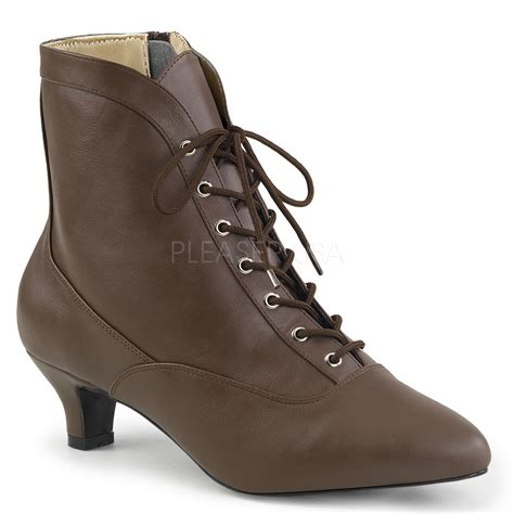 fab boots pleaser fab 1005 ankle boot