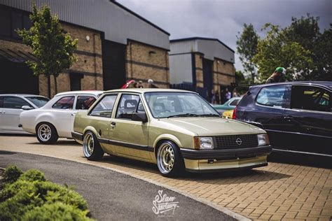 Opel Tr by Opel Corsa Tr Mk1 1985 Oem Stanceworks Tr