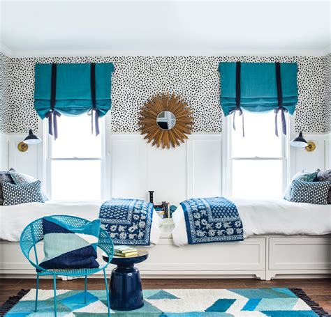 room envy room envy this blue bunk room is kid friendly without being childish atlanta magazine