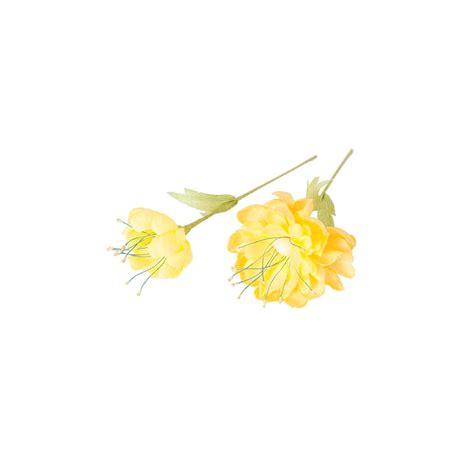 co de fiore set di stini per fiori di carta dalia giglio fiore di