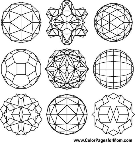 geometric coloring pages advanced 17 best images about pages to color on pinterest dovers