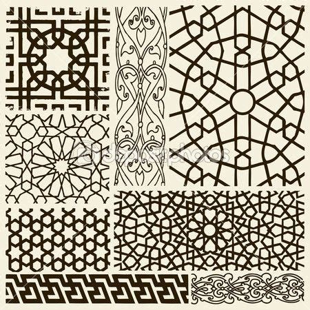 arabesque pattern dwg 17 best t textures arab images on pinterest arabic