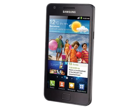 Samsung Second samsung galaxy s2 review a worthwhile second