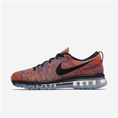 Nike Flyknit Airmax Multi Color nike flyknit air max multi color 109 95 sneaker