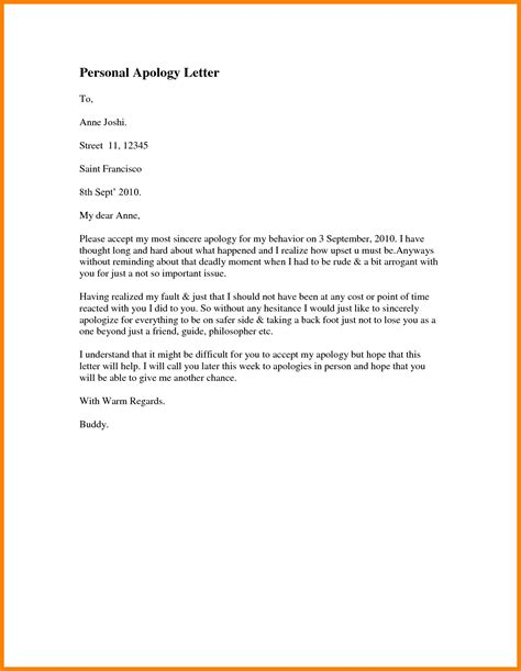 certification apology letter ideas collection 10 apology letter to for