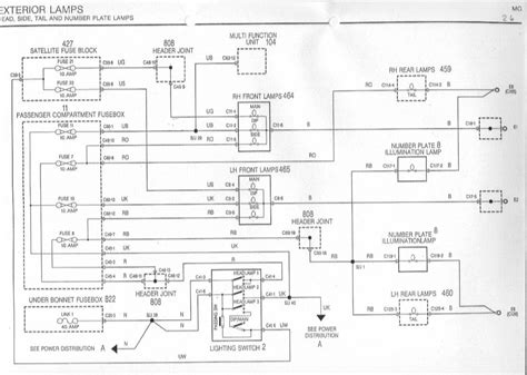 hj75 headlight wiring diagram