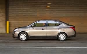 2012 Nissan Versa Sedan 2012 Nissan Versa Sedan Top Safety By Iihs