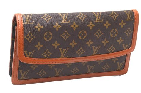 louis vuitton monogram dameauthentic ladies clutch luxury