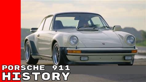 porsche history porsche 911 history youtube